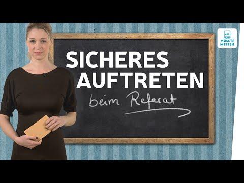 5 Tipps gegen Lampenfieber! I musstewissen Deutsch