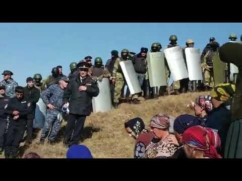 Водный конфликт в Дагестане привел к конфронтации с силовиками