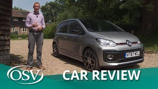 Volkswagen Up! GTI 2018 In-Depth Review | OSV Car Reviews