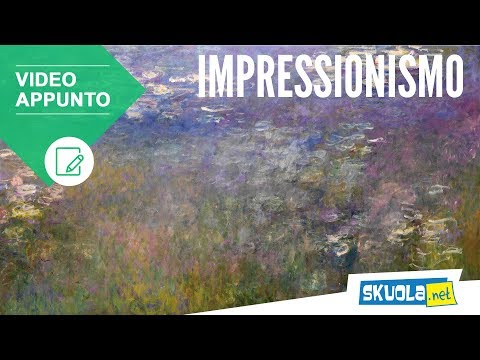 Pittura: l'impressionismo