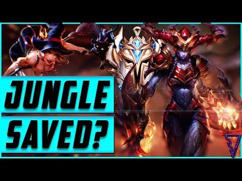How To Use JUNGLE EXP BUFFS To Gank, Farm & WIN!   Season 10 League of Legends