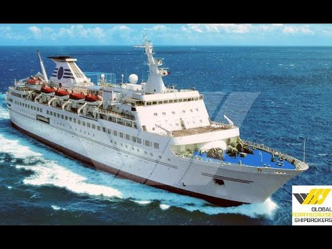 157m / 554 pax Cruise Ship for Sale / #124F - EUR 10,000,000