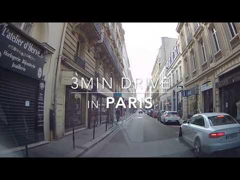 3min Drive in Paris HD 1080p 032 2017Sept.