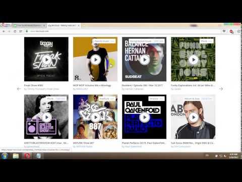 Download Mixcloud Music – Mixcloud Music Downloader