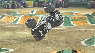 The Punisher Monster Jam Truck Houston Recap