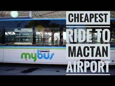 CHEAPEST RIDE to Mactan, Cebu International Airport