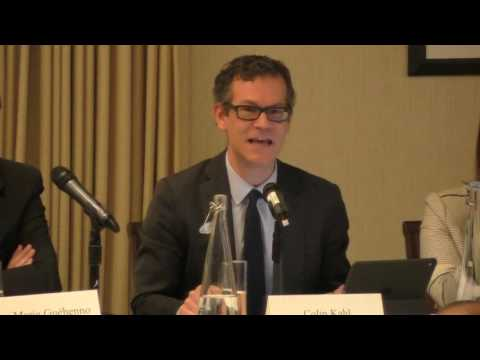 """SIPA Forum 2017: """"National Security and Foreign Policy: Priorities for the New Administration"""""""