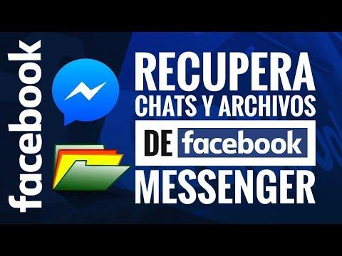Recuperar Mensajes Enviados De Facebook Messenger Desde Celular ||fotos Vídeos Y Todo