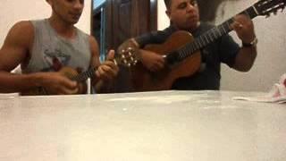 Em um Outdoor (Zeca Pagodinho) -Bebê 7 cordas e Boy do Cavaco.