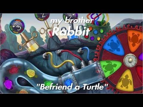 """My Brother Rabbit """"Befriend a Turtle"""" 