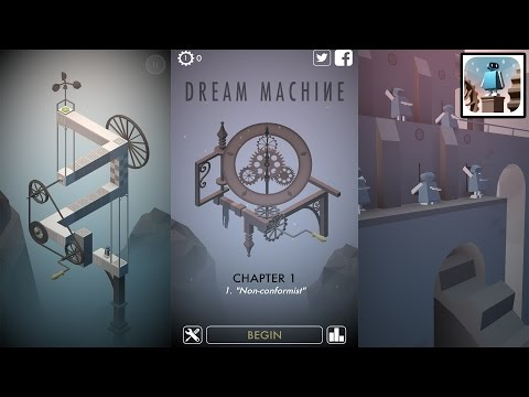 Dream Machine - The Game --- GAMEPLAY ANDROID - FaceCAM