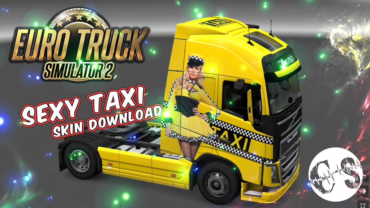 [DOWNLOAD] ETS 2 Volvo FH16 2013 (by ohaha) Skin Sexy
