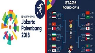 Download Video WAJIB CATAT!!! Jadwal Lengkap 16 Besar Sepak Bola Asian Games 2018 MP3 3GP MP4