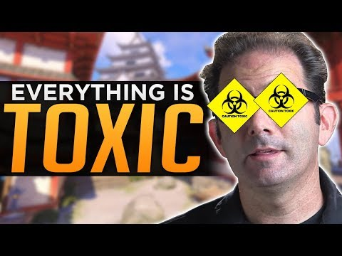 Overwatch: EVERYTHING is TOXIC! [Parody]