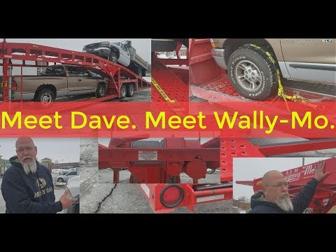 Car Hauling Trailer Advice & Auto Transport Equipment Tips from Dave