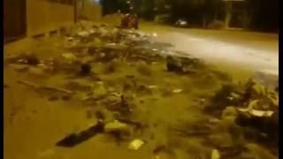 """القمامة تحاصر رئيس الوزراء.. ووزير الإسكان """"نائم"""""""