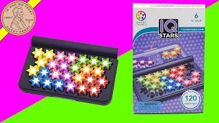 Smart Games IQ Stars Puzzle Game