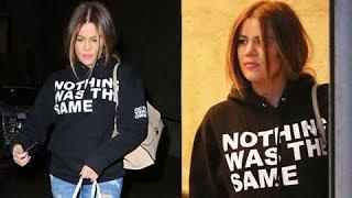 Khloe Kardashian Leaves Photoshoot After Following Divorce [2013]