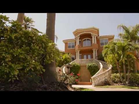 Best Apollo Beach Luxury Real Estate Agent Film Tour of Casa Maria Luxury Waterfront Home Duncan Duo