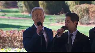 gaither vocal band because he lives billy graham