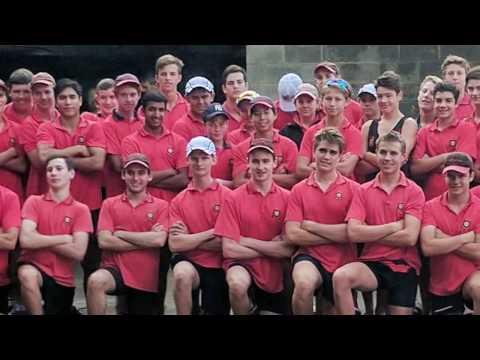 Aquinas College Rowing Yr 9 Quads B crew 2017