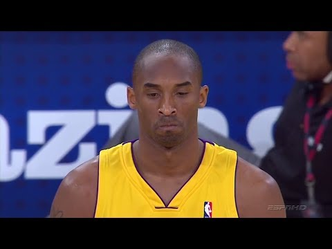 Kobe Bryant 33 Points (Game Winner) vs Miami Heat - Full Highlights 04/12/2009