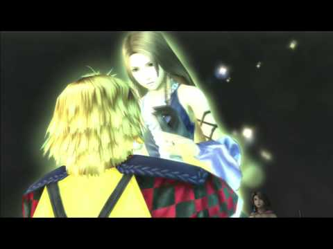Final Fantasy X-2 HD Remaster - Shuyin And Lenne Go Home (Chapter 5)