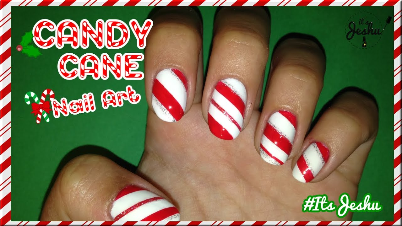 candy cane nails design 2017 2018 best cars reviews