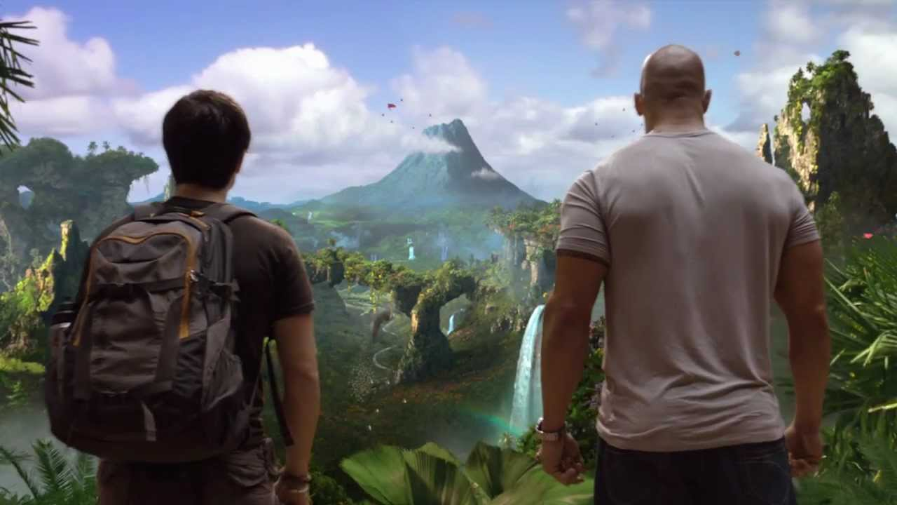 Download Journey 2: The Mysterious Island - Trailer 1