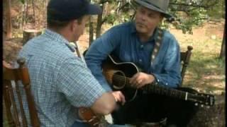 David Holt Interview:  Kirk Sutphin  Old Time Banjo