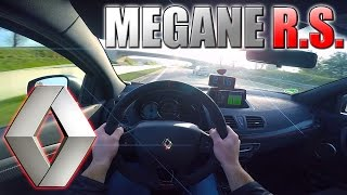 2016 renault mgane r s 275 cup s 0 235 km h pov autobahn acceleration test