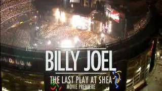 Billy Joel - Last Play at Shea Movie Premiere at Citi Field