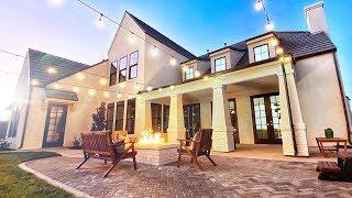Our Dream Home Backyard Tour!