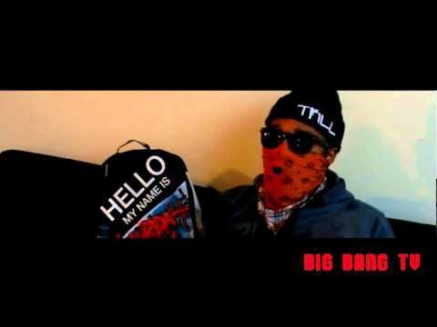 Big Bang TV: Murdah Baby x Dj Lazy K Interview and In-Studio Video