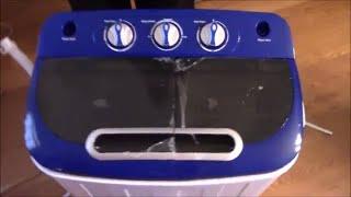 Best Choice RV washer portable washing machine dryer under $100 Van Life