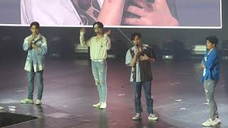 GOT7 (갓세븐) Jaebum haciendo lo que las fans le piden - KEEP SPINNING TOUR IN CHILE 190716 thumbnail