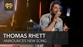 """Thomas Rhett Announces New Single """"Look What God Gave Her"""" 