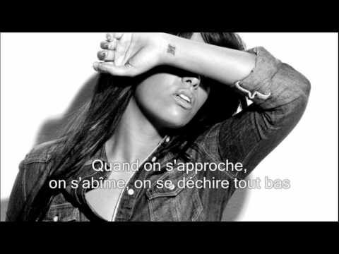 Amel Bent - Je Reste (Paroles) HQ poster
