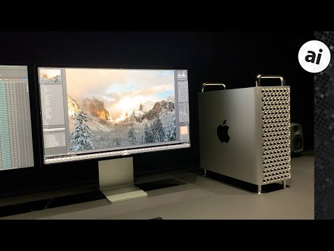 2019 Mac Pro and Apple Pro Display XDR: Hands on and First Look!