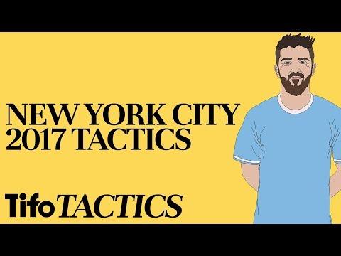 Tactics Explained | New York City FC
