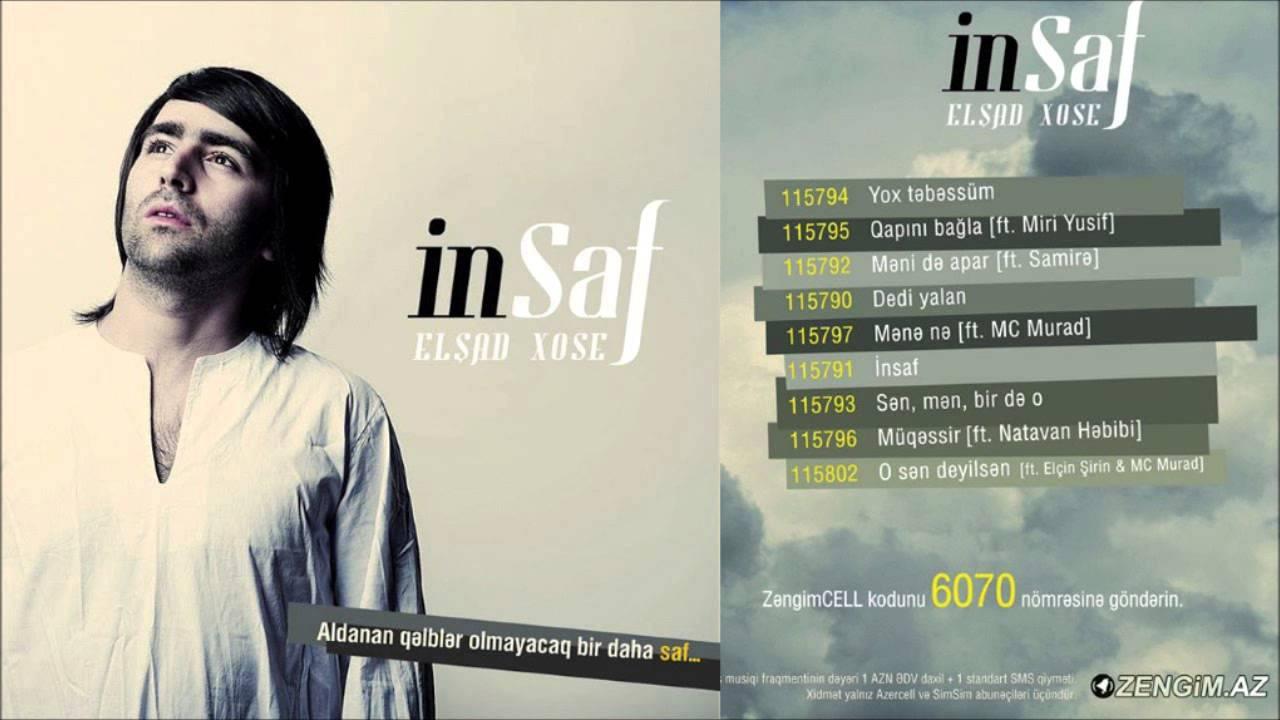 Elşad Xose - Mənə nə? ft. Mc Murad (Audio)
