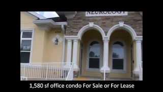 Office Condo in Mill Run Professional Plaza - 4766 Rowan Rd, New Port Richey, FL 34653