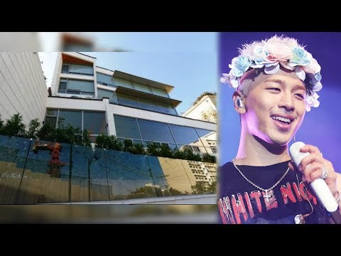 TAEYANG Reportedly Gives MIN HYORIN a Luxury Villa in Seoul