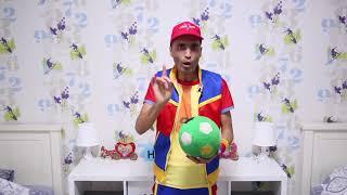 عمو صابر والطابة توتو - Amo saber and the ball