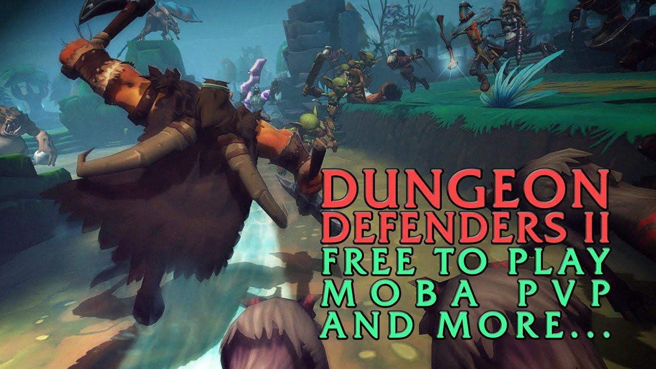 dungeon defenders 2 hack download