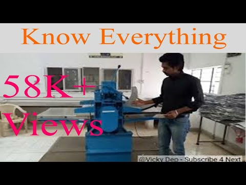 business on paper recycling plant