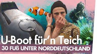 Die U-Boot Lieferung | Kliemannsland