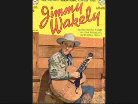 Jimmy Wakely - Pale Moon (An Indian Love Song) 1952
