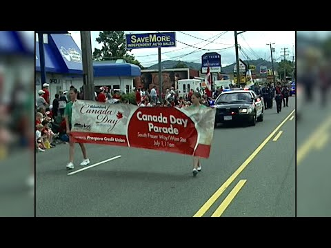 Abbotsford Canada Day A Look Back
