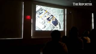Gambar cover .@lansdalepa #311Arts - architect Scott Malin giving overview of current site